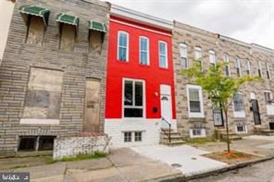 2441 E Hoffman Street, Baltimore, MD 21213 - #: MDBA481560