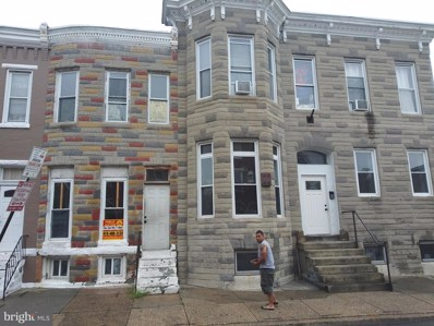 2103 Barclay Street, Baltimore, MD 21218 - #: MDBA481694