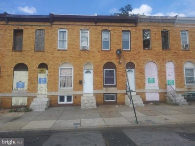 2128 E North Avenue, Baltimore, MD 21213 - #: MDBA481712