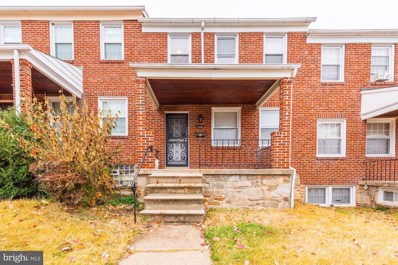 3440 Parklawn Avenue, Baltimore, MD 21213 - #: MDBA481766