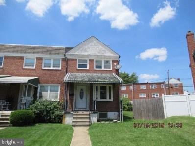 4710 Elison Avenue, Baltimore, MD 21206 - #: MDBA481772