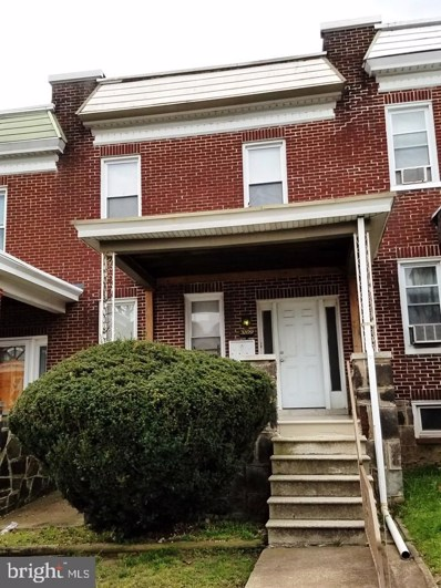 3109 Kentucky Avenue, Baltimore, MD 21213 - #: MDBA481780