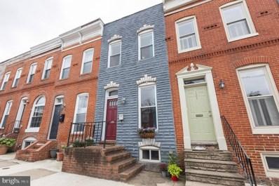 125 E Randall Street, Baltimore, MD 21230 - #: MDBA481874