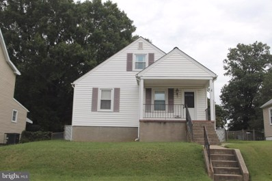 3908 Pinewood Avenue, Baltimore, MD 21206 - #: MDBA481876