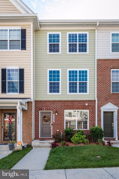 4503 Scarlet Oak Lane, Baltimore, MD 21229 - #: MDBA482024