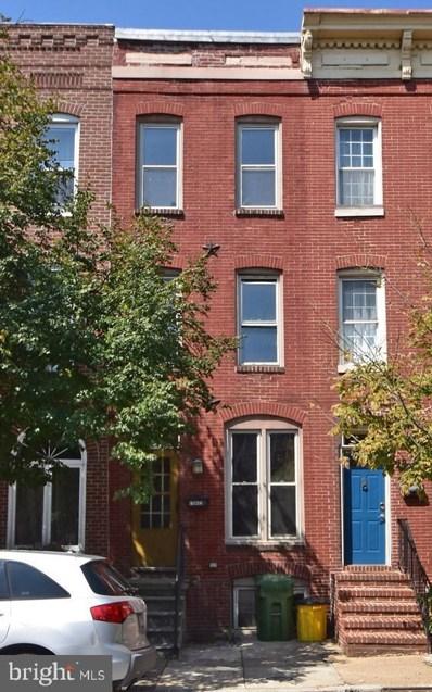 1642 S Charles Street, Baltimore, MD 21230 - #: MDBA482040