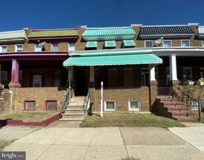 3116 Mareco Avenue, Baltimore, MD 21213 - #: MDBA482072