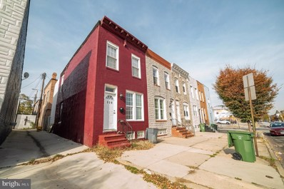 520 N Collington Avenue, Baltimore, MD 21205 - #: MDBA482082