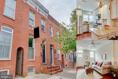 1107 S East Avenue, Baltimore, MD 21224 - #: MDBA482092
