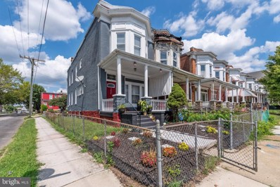 3824 Fairview Avenue, Baltimore, MD 21216 - #: MDBA482158