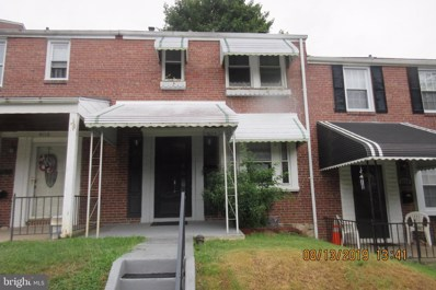 4114 Mary Avenue, Baltimore, MD 21206 - #: MDBA482178