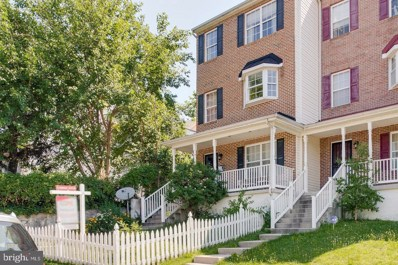 3443 Falls Road, Baltimore, MD 21211 - #: MDBA482184