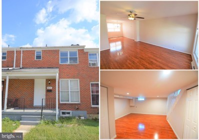 5815 Judith Way, Baltimore, MD 21206 - #: MDBA482210
