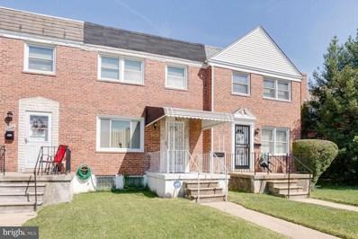 4734 Shamrock Avenue, Baltimore, MD 21206 - #: MDBA482216