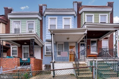 418 Poplar Grove Street, Baltimore, MD 21223 - #: MDBA482240