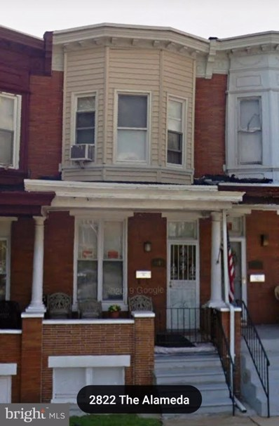 2822 The Alameda, Baltimore, MD 21218 - #: MDBA482280