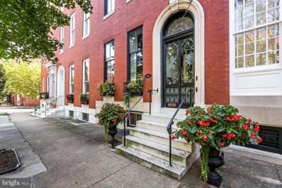205 W Lanvale Street, Baltimore, MD 21217 - #: MDBA482282