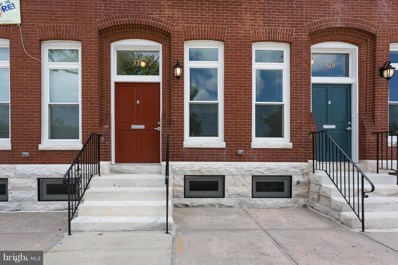 331 E 20TH Street, Baltimore, MD 21218 - #: MDBA482306