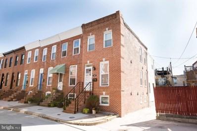 523 S Glover Street, Baltimore, MD 21224 - #: MDBA482312