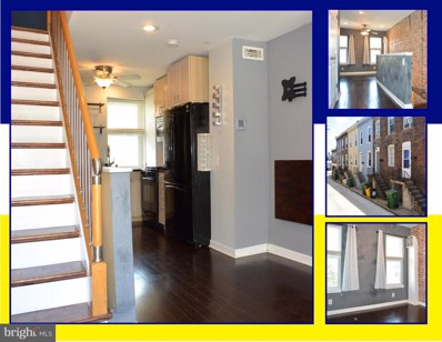 1602 Olive Street, Baltimore, MD 21230 - #: MDBA482326