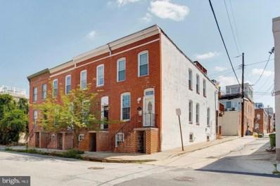 607 S Bouldin Street, Baltimore, MD 21224 - #: MDBA482342