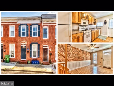 27 E Heath Street, Baltimore, MD 21230 - #: MDBA482364