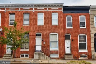 2214 Orleans Street, Baltimore, MD 21231 - #: MDBA482368