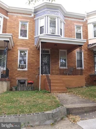 3006 Presstman Street, Baltimore, MD 21216 - #: MDBA482376