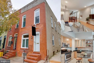 802 S Port Street, Baltimore, MD 21224 - #: MDBA482378