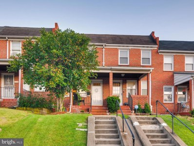 6827 Gough Street, Baltimore, MD 21224 - #: MDBA482390