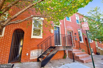 121 S Castle Street, Baltimore, MD 21231 - #: MDBA482432