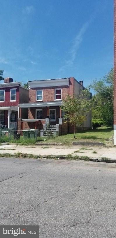228 N Mount Street, Baltimore, MD 21223 - #: MDBA482444