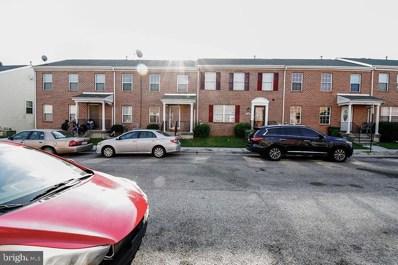 1114 N Stockton Street, Baltimore, MD 21217 - #: MDBA482456