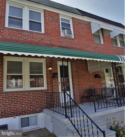 4308 Newport Avenue, Baltimore, MD 21211 - #: MDBA482520