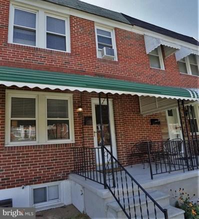 4308 Newport Avenue, Baltimore, MD 21211 - #: MDBA482520