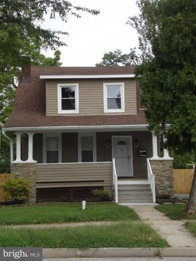 3316 Glen Avenue, Baltimore, MD 21215 - #: MDBA482530