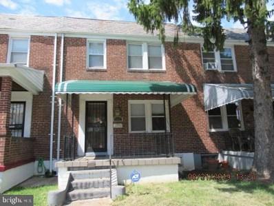 4006 Bareva Road, Baltimore, MD 21215 - #: MDBA482544
