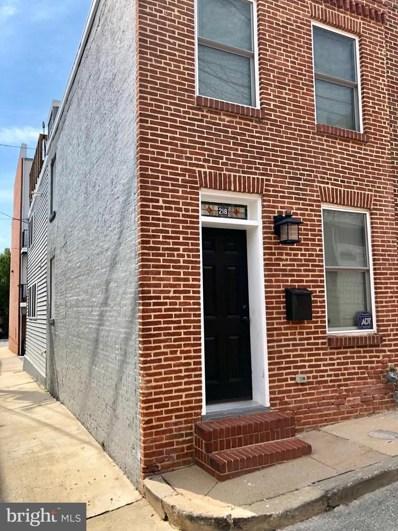 218 S Duncan Street, Baltimore, MD 21231 - #: MDBA482574
