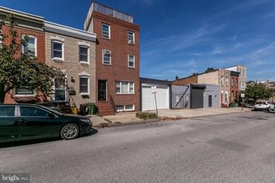 2504 Foster Avenue, Baltimore, MD 21224 - #: MDBA482614