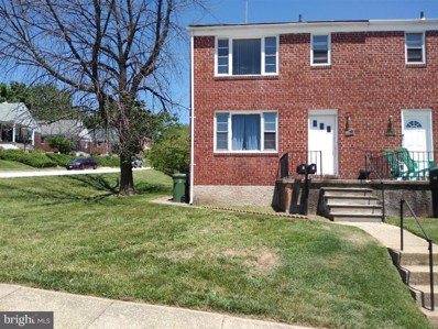 3800 Cedarhurst Road, Baltimore, MD 21206 - #: MDBA482674