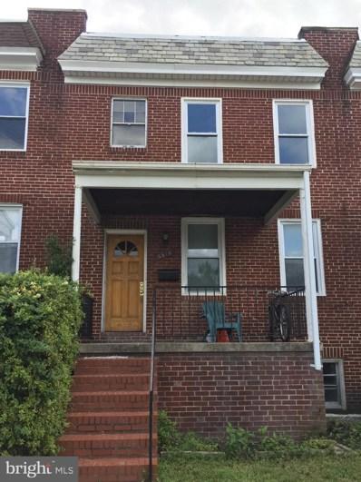 3515 Juneway, Baltimore, MD 21213 - #: MDBA482696