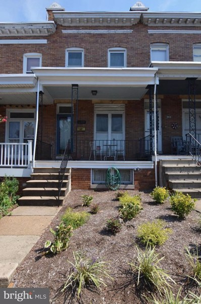 4319 Falls Road, Baltimore, MD 21211 - #: MDBA482806