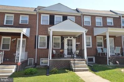 1309 N Ellwood Avenue, Baltimore, MD 21213 - #: MDBA482850