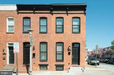 1753 Clarkson Street, Baltimore, MD 21230 - #: MDBA482886