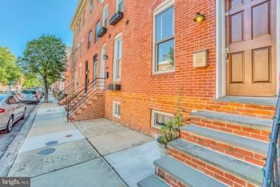 1523 William Street, Baltimore, MD 21230 - #: MDBA482910