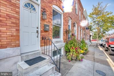 616 S Decker Avenue, Baltimore, MD 21224 - #: MDBA482936