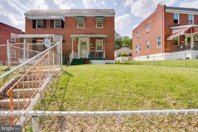 4022 Greenspring Avenue, Baltimore, MD 21209 - #: MDBA482942