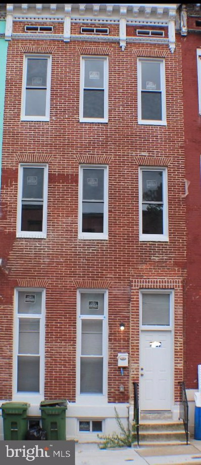 1531 Edmondson Avenue, Baltimore, MD 21223 - #: MDBA482962