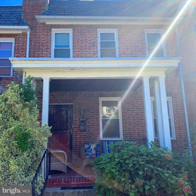 2607 W Forest Park Avenue, Baltimore, MD 21215 - #: MDBA483056