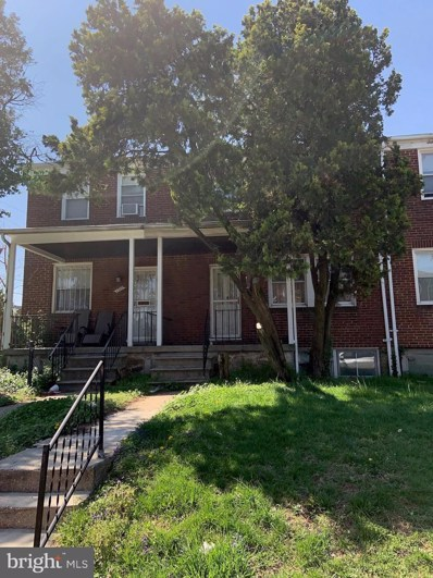 1302 Kenhill Avenue, Baltimore, MD 21213 - #: MDBA483058